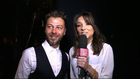 """Vidéo Coulisses : Christophe Maé """"Loïs, elle me touche vraiment !"""" - Replay TV"""