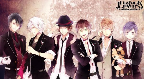 Diabolik Lovers - Neko San