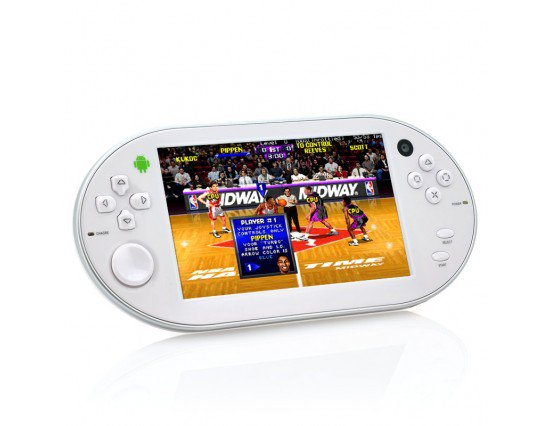 "5 Inch Android Gaming Console Tablet ""Emulation"" - 1.2GHz Dual Core, Emulator, 8GB Internal Memory - Cheap Android Tablets - Tablet PC - ahappymango.com"