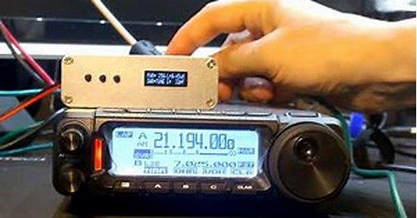 ATU-100 EXT 1.8-55MHz Mini 100W - Bing video