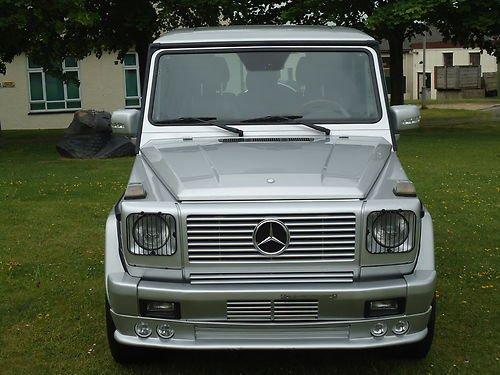Mercedes-Benz G 55 AMG G Wagen (2001)
