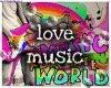 Love music !