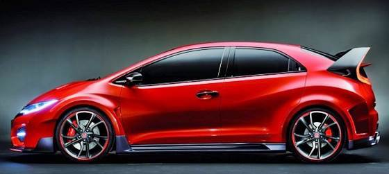 2017 Civic Hatch Redesign
