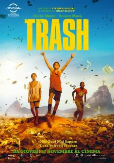 ~[Film ITA]~ Trash 2014 Film Completo Online Qualita HD