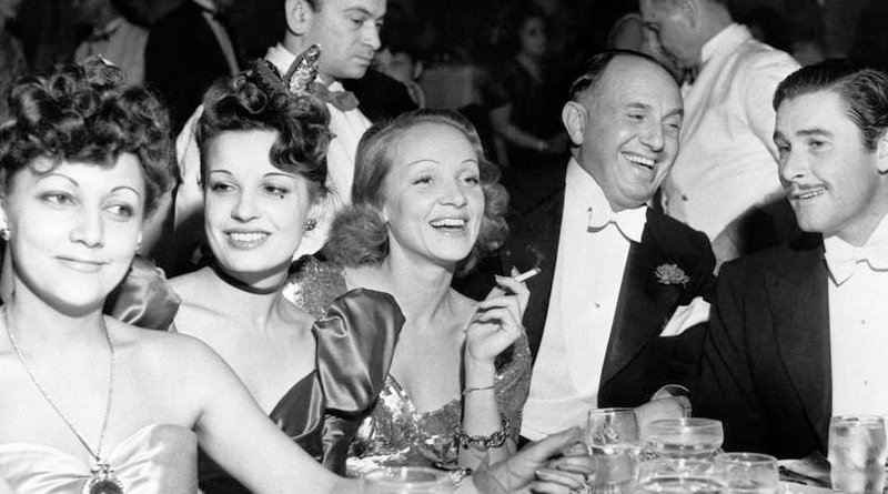 Marijuana in the Golden Era of Hollywood