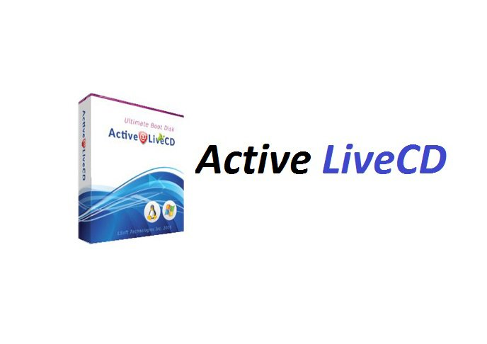 Active Live CD 4 Key + Crack Keygen Full Download