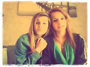 Laurine & Lucie. ღ