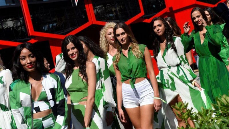 'Grid girls' will no longer be used by Formula 1