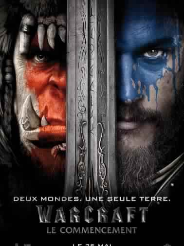 Warcraft : Le commencement en streaming.