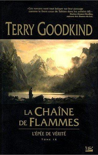 La Chaîne de flammes (l'épée de vérité 9)