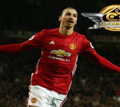 Masih Cedera, Ibrahimovic Tetap Bantu Manchester United Di Final Liga Europa