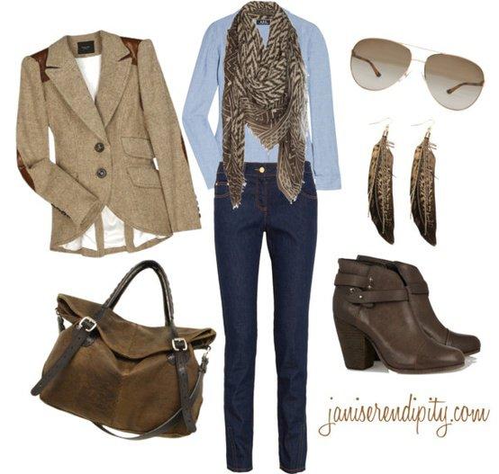 Tenu Fashion Pour L'automne ;)) part1