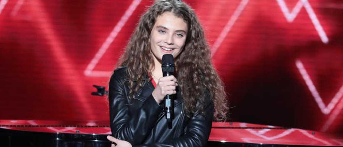 """Maëlle:""""Ce serait génial d'être la première fille à gagner The Voice"""""""