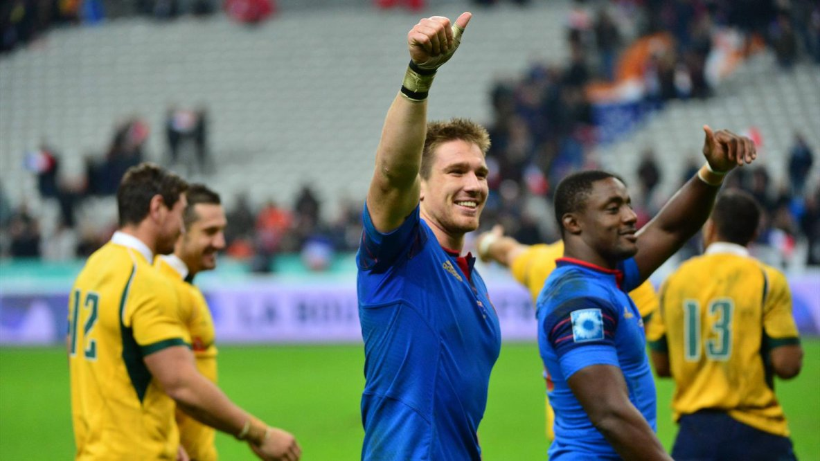 France-Australie - Bulletin de notes: Le Roux et Dusautoir au top, Spedding a tout raté