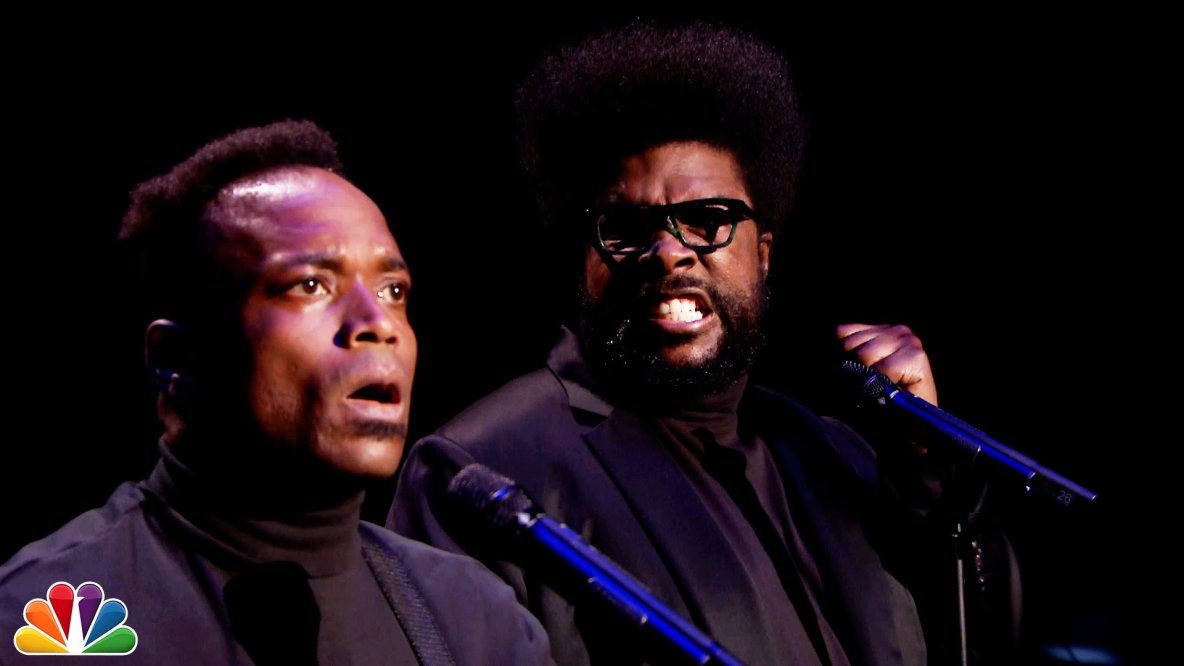 "Audience Suggestion Box: Black Simon and Garfunkel Sing ""Bad Blood"""