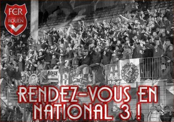 Nous avons besoin de vous ! Devenez partenaire du FC Rouen 1899