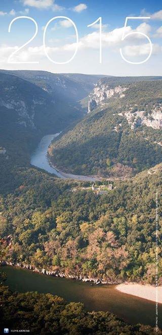 I love Ardèche