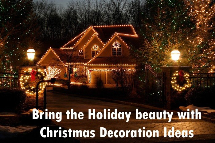 Holiday Decoration Ideas to Make your Christmas Party