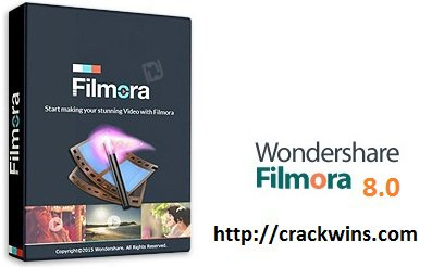 Wondershare Filmora 8.2.2.1 Crack with [Serial Key + Patch] - [LATEST]