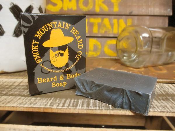Beard & Body Soaps