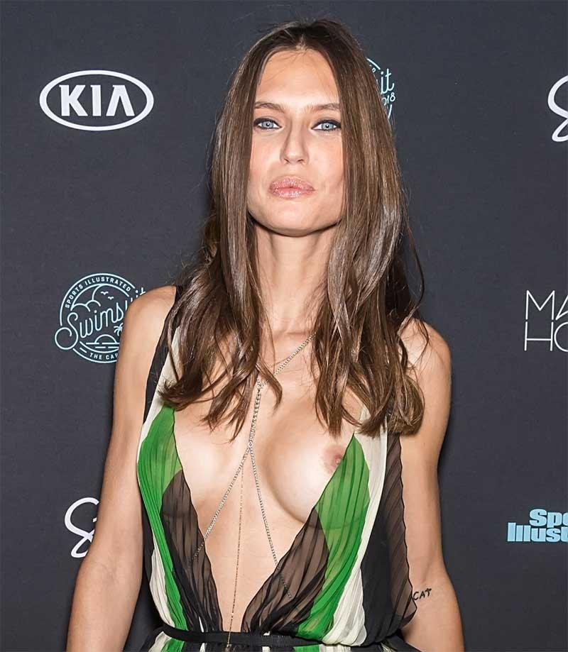 Bianca Balti Nip Slip at an SI Swimsuit Issue Event – World Sex News