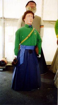 Ducasse de PAPIGNIES 2002