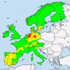 Centre de vigilance météo Belgique - Alerte d'orages
