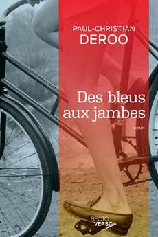 Livre Des bleus aux jambes | Recto-Verso