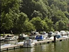 Direction générale opérationnelle de la Mobilité et des Voies hydrauliques - Port de plaisance de Waulsort