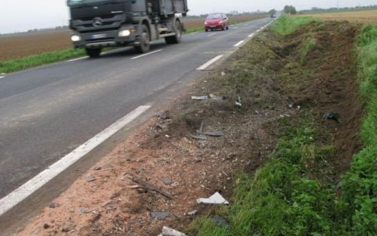 Rubelles : un mort dans la voiture encastrée sous un bus