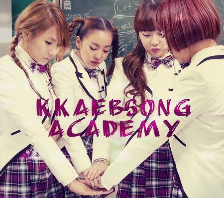 ♦ Kkaebsong Academy ♦