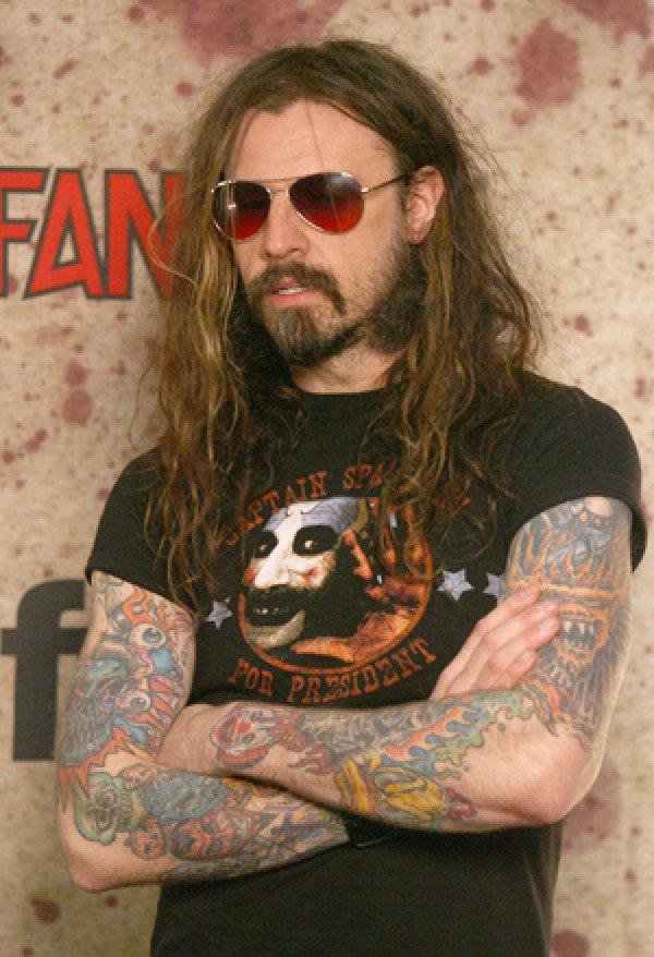 It's Rob Zombie's Tattoo!