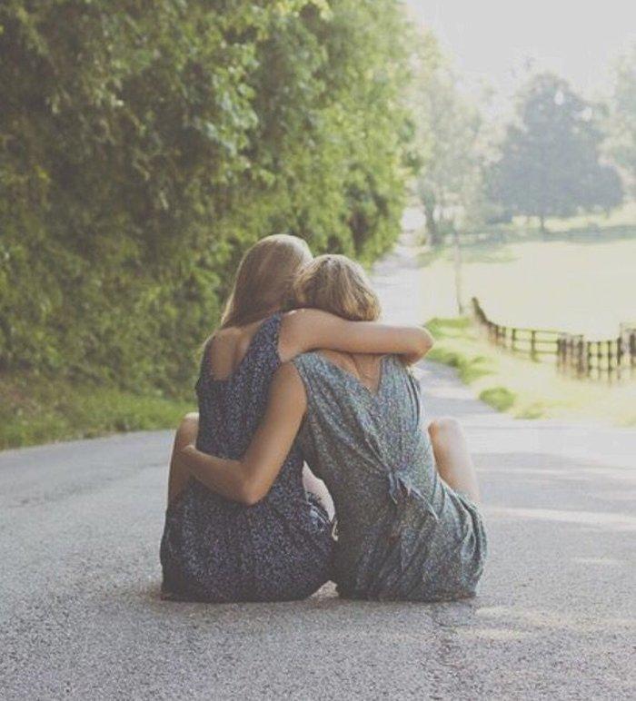 J'aurais voulu rester avec toi pour toujours mais l'éternité m'aurait parue trop courte.
