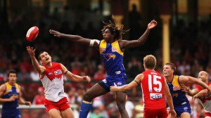 Australian Football League Live – Round 16 – West Coast Eagles vs Sydney Swans – 6th July
