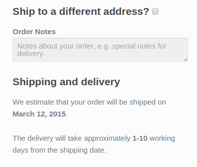 WooCommerce Order Delivery 1.1.0 Extension - Get Lot