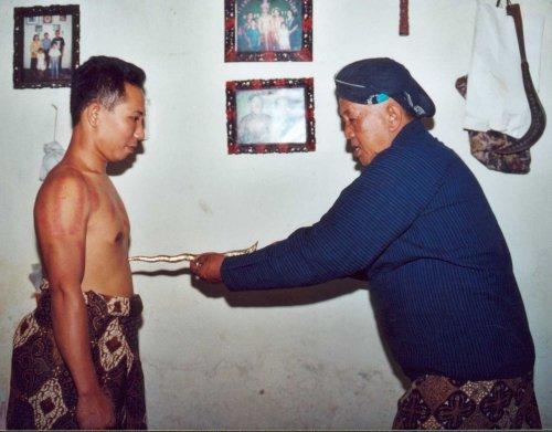 L'initiation rituelle javanaise et ses modes de transmission