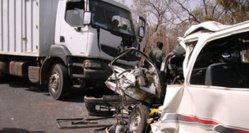 Accident sur la route de Tivaoune : Un bus et un car entrent en collision