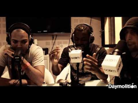 AKI LA MACHINE - SPECTA - STAMINA - VICELOW - RMAK - KEMA - LIFF 50H DE RAP GOOM RADIO Part 1