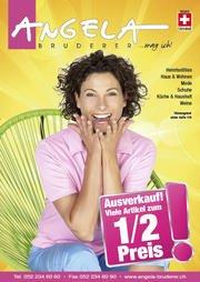 Katalog | Angela Bruderer Online-Shop