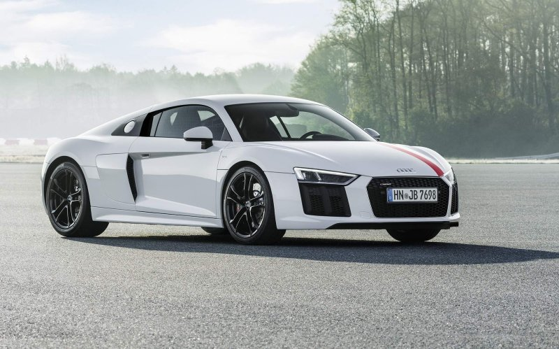 The 2018 Audi R8 V10 RWS