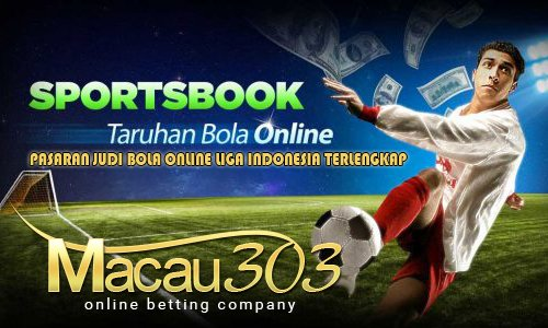 Agen Judi Bola Online Liga Indonesia Terlengkap Terpercaya