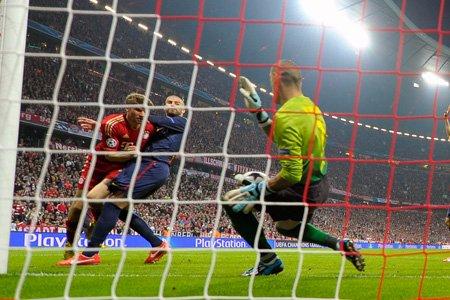 Resultat et Vidéo Bayern Barca 4-0 mardi 23 avr 2013