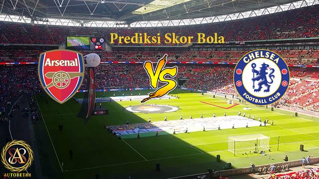 Prediksi Arsenal VS Chelsea 6 Agustus 2017