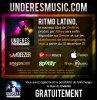 underesmusic.com la page web officielle de...