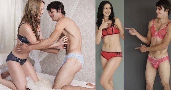 Une marque de sous-vêtements a enfin réalisé le nouveau fantasme de toutes les femmes ! Messieurs, j'espère que vous êtes prêts...