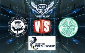 Prediksi Partick Thistle vs Celtic 9 Agustus 2015