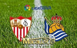 IDN SPORTSBOOK MACAU303: Prediksi Judi Bola Sevilla vs Real Sociedad 5 Mei 2017