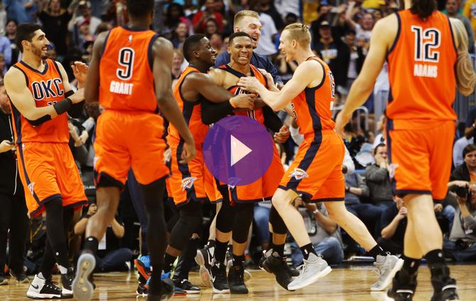 NBA : Le Top 100 de 2017 en 30 minutes !