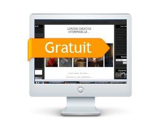 Créer un site internet gratuitement avec E-monsite - Création de site web