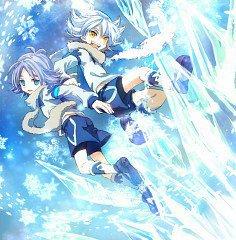 Atsuya & Fubuki Shirou.